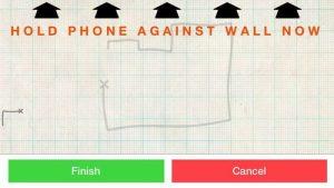 aplikasi roomscan untuk merancang apartemen