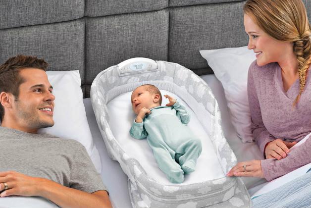 mengamankan apartemen untuk bayi