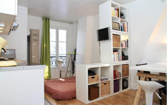 menata apartemen sempit