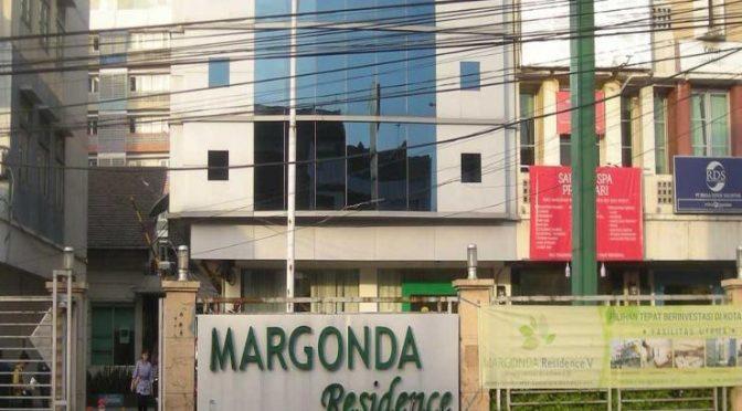 Apartement Margonda Residence 2