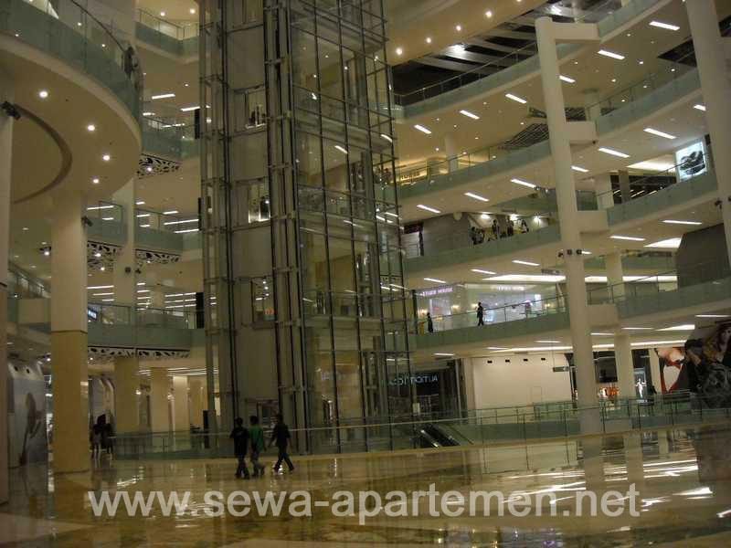 Sewa Apartemen Gandaria Heights - Kebayoran - Jakarta Selatan