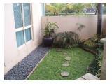 Small garden in balcony - Puri Casablanca Apartment