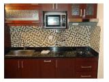 Kitchen - Thamrin Residence Apartment