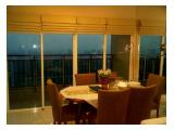 Dining Room (Sunset view of Jakarta)
