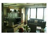 Living Room - Thamrin Residence Apartment