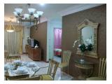 Dining & Living Room - Semanggi Apartment