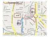 Peta Lokasi Apartment Thamrin Residence