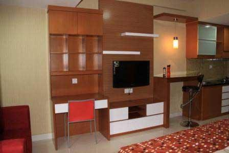 Residence Studio Full Furnished Rented Jual Apartemen