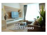 For Rent Apartment Setiabudi Sky Garden 2BR-3BR Fully Furnished Very Good Unit