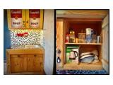 Sewa / Jual Apartement Pancoran Riverside - 2BR Modifikasi Furnished British Style