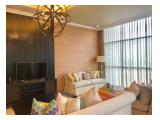 Sewa dan Jual Apartemen Senopati Suites – 1 / 2 / 2+1 / 3 / 3+1 / 4 Bedrooms Full Furnished