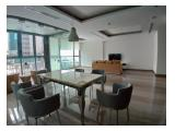 For rent apartment kemang village 4 bedrooms, Bloomington tower