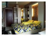 Disewakan Apartemen Educity Surabaya - Harian / Mingguan - Studio Full Furnished, Modern Minimalis