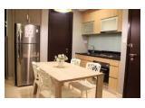 Sewa dan Jual Apartemen Setiabudi Sky Garden – 2 BR / 3 BR All Brand New Furnished