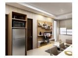 Sewa dan Jual Apartemen Denpasar Residences Kuningan CIty – Tower Kintamani & Ubud-1 / 2 / 3 Fully Furnished