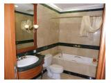 For rent apartment somerset grand citra 3+1 bedrooms fully furnished
