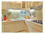 Di Jual FX Residence Sudirman  2 bedroom + 1 study room , Full Furnished