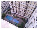 For Rent : Apartemen Kebagusan City Tipe Studio