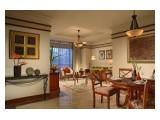 Sewa dan Jual Apartemen Capital Residence  – 2+1,3 BR Fully Furnished