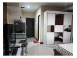 Sewa Tamansari Semanggi - type studio - interior putih bersih