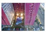 Apartemen murah di lokasi strategis, tipe Studio, Kosong (non furnish), Pemilik Langsung (bukan agen)