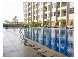 Comfortable 1BR Saveria Apartment near The Breeze BSD By Travelio