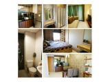 Sewa Apartemen Signature Park Tebet - Studio / 1 / 2 BR Full Furnished / Semi Furnished / Unfurnished