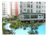 Disewakan Transit / Harian/ Mingguan apartemen paragon village - 1/2 BR Furnished