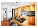 Disewakan Apartemen The 18 Residence 2 Bedroom -Full Furnished untuk  Harian / Minggu dan Bulanan