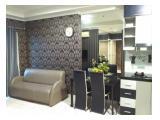 PROMO! Jual/Sewa Harian/Mingguan/Bulanan/Tahunan-Apartemen City Home/Frenchwalk- 1BR,2BR,3BR - Kelapa Gading Square (MOI)-Full Furnished