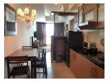 Disewakan Apartemen Casa Grande Residence 1 Bedrooms - 42sqm Full Furnished