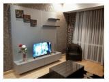 Disewakan Apartemen U Residence Lippo Karawaci, 2 BR 98 m2, Fully Furnished
