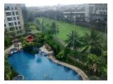 For Rent: The Mansion Kemayoran Semi Furnished 1BR - cheap monthly/yearly