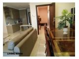 Sewa Apartemen Pondok Indah Residences Jakarta Selatan - 3 BR 148 m2 Semi-Furnished
