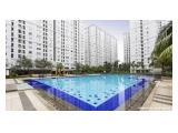 Disewakan Bulanan & Tahunan Apartemen Kalibata City,Studio Full Furnished Direct Owner!!!