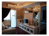 Disewakan Apartemen Pakubuwono Terrace, type Studio, 2BR,3BR full furnish~Jakarta Selatan