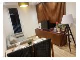 Jual / Sewa Apartemen Grand Sungkono Lagoon Surabaya Barat – 2 BR Full Furnished Brand New
