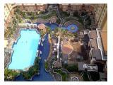 Disewakan Apartemen Mediteranian Garden Residences I Tower Dahlia 2 BR Fully Furnished, Tanjung Duren - Jakarta Barat