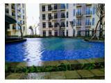 Disewakan Apartemen Puri Orchard – Tipe Studio & 1 BR , Lantai Tinggi dengan City View