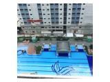 Disewakan 2BR Green Pramuka Apartment Tower Penelope Lantai 12