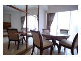 Disewakan Apartemen Puri Casablanca Tebet, Menteng - 2+1 BR Fully Furnished