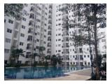Di sewakan Studio apartment Signature Park Grande - Furnished Brand New