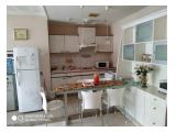 Apartemen casablanca furnished studio 1br