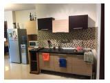 Disewakan Apartemen Sahid Sudirman Residence di Jakarta Pusat – 3 Bedroom 110 m2 Fully Furnished