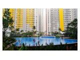 New Furnished Studio @ Springlake Bekasi Apartment By Travelio