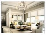 Sewa dan Jual Apartemen 1 Park Avenue Gandaria – Available for 2 / 2 + 1 / 3 BR Brand New