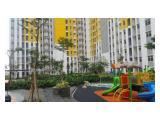 Sewa Apartemen Harian The Springlake Summarecon Bekasi (Spring Lake) - Studio Fully Furnished