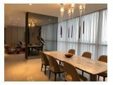 Disewakan & Dijual Apartemen Casa Domaine (Shangri-La Hotel Area) Jakarta Pusat – 2, 3, 4 BR Luxurious Fully Furnished