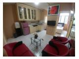 Disewakan apartemen Furnished/semi furnished/unfurnished
