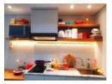 Disewakan Apartemen Bintaro Plaza Residence, Tangerang Selatan - Chic Furnished Type Studio 31 m2